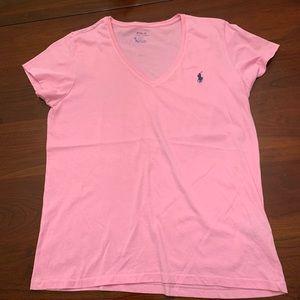 Women's Ralph Lauren Jersey T-shirt